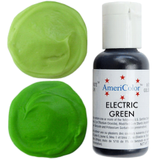 Оцветители и есенции - Гелов оцветител - Electric Green