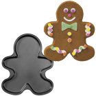 Тава с 3D форма на Gingerbread Boy