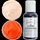Гелов оцветител - Copper - Fleshtone