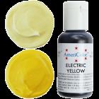 Гелов оцветител - Electric Yellow