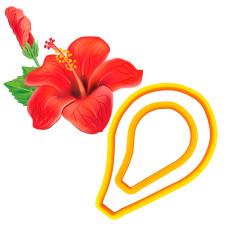 Резци на форми - Резци - Hibiscus