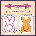 Резец - Великденско зайче #02