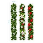 Ядливи стикери - Коледни декоративни ивици #01