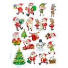 Ядливи стикери - Коледни стикери #03