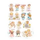 Ядливи стикери - ангелчета #01