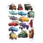 Ядливи стикери - Cars #01