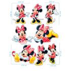 Ядливи стикери - Minnie Mouse #01