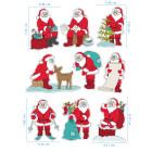 Ядливи стикери - Дядо Коледа #02
