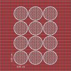 Ядливи текстури - кръгъл паркет
