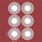 Ядливи текстури - дантелен орнамент #03