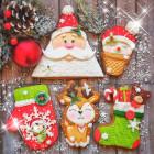 Видеоурок Дигитален - Коледни герои