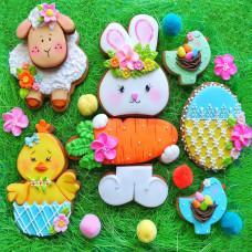 Дигитален видеоурок - Великденски бисквитки