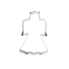 Метален резец - ангелче 7 см
