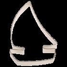 Метален резец - лодка 9 см