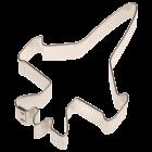 Метален резец - изтребител 7.5 см