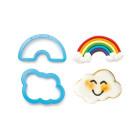 Комплект резци Decora - облак и дъга