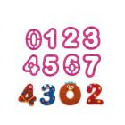 Комплект резци Decora - числа