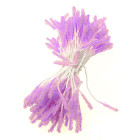 Тичинки за цветя - розово-лилави гранулести