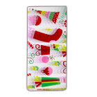 Опаковъчна хартия - Коледни Фигури