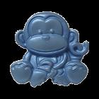 Силиконов калъп - маймунка