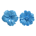 Силиконов калъп FI - цветя