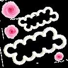 Комплект резци - Рози