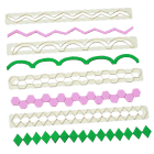 Комплект релси с форми на различни орнаменти FMM - #2
