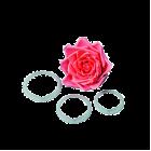 Резци - венчелистчета на роза - големи