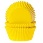 Форма за мъфини - жълти