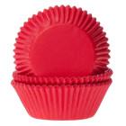 Форма за мъфини - червени