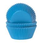 Форма за мъфини - електриково сини