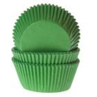 Форма за мъфини - зелени