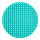 Силиконов калъп - текстура вафла кръгла