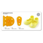 Комплект за изработване на бебешки обувки #2