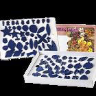 Комплект щампи с форми на цветя JEM #3