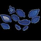 Комплект резци с форми на листа JEM