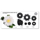 Комплект щампи - Chrysanthemum