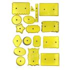 Комплект щампи с форми на табелки