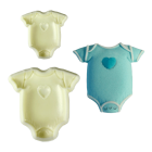 Комплект резци Pop It - бебешко боди