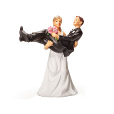 Аксесоари за украса - Декоративни фигури - пленен младоженец