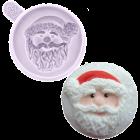 Силиконова форма - Дядо Коледа