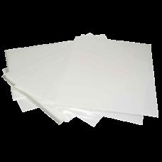 Аксесоари за украса - Ядивни вафлени плаки - 100 броя