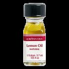 Силно концентриран аромат - натурален лимон