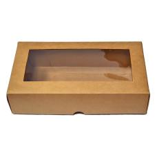 Инструменти и щипки - Кутия с прозорец - 240x130x60 мм