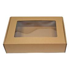 Инструменти и щипки - Кутия с прозорец - 280x180x70 мм