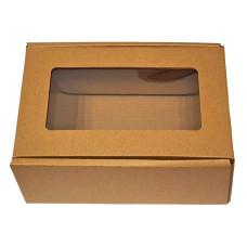 Инструменти и щипки - Кутия с прозорец - 130х180х70 мм