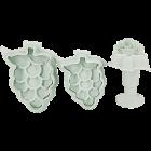 Комплект щампи с форми на грозде