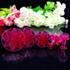 Комплект резци - осемлистно цвете