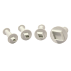 Комплект щампи - диамант 4 бр.