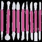Комплект инструменти за моделиране - 9 бр.